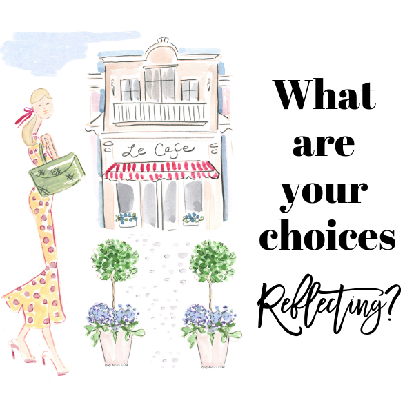 choices, reflection, lifestyle, committment