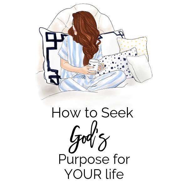 Seeking God's Purpose, Christian Women Leaders, Calling, Christian Influencers