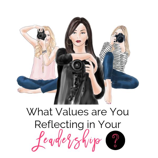 Robin Revis Pyke Reflecting Life Leadership Core Values